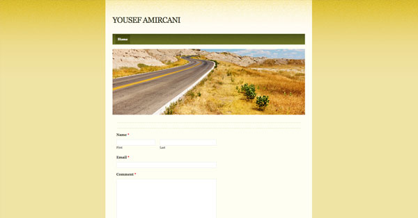 Yousef's website
